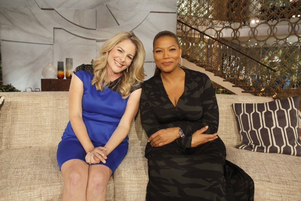 The Queen Latifah Show, # 1048 © Sony Pictures Television/Trae Patton